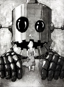 Mia and the Robot